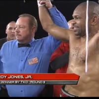 Roy Jones Jr. Takes Down Bobby Gunn Becomes  WBF Cruiserweight Champion