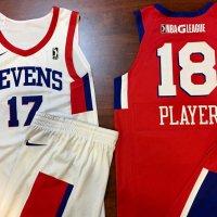 NBA G-League Unveils New Nike Uniforms