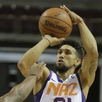 Delaware 87ers Acquire Askia Booker From Northern Arizona Suns