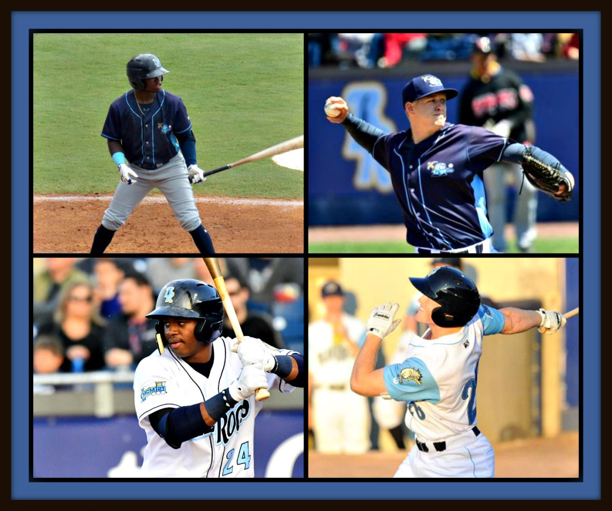 Four Wilmington Blue Rocks Named To Carolina League All-Star Team