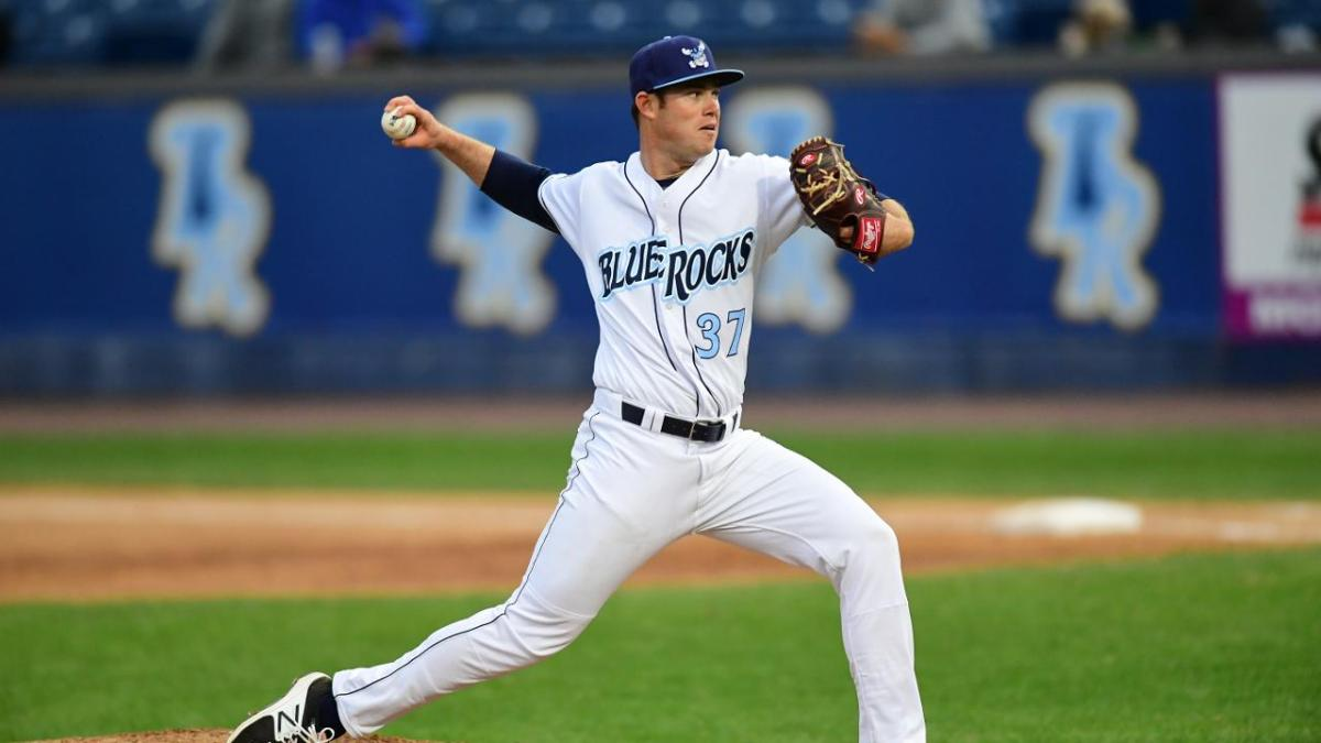 Blue Rocks Pitching Shines In 2-1 Win Vs Nationals