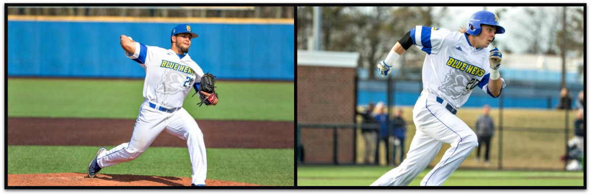 Delaware Baseball's Kyle Hinton Drafted by Royals & Nick Patten Selected By Pirates In MLB Draft