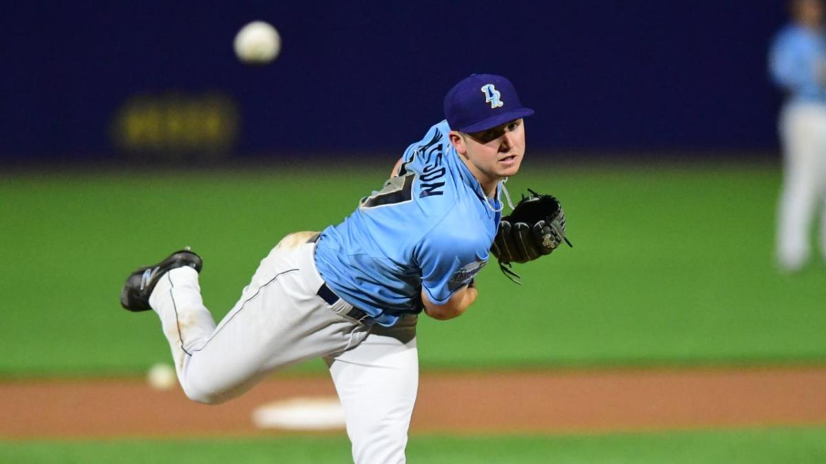 Nolan Watson's Solid Outing Leads Blue Rocks To A 5-2 Win Vs Salem Red Sox