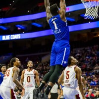 Blue Coats Norvel Pelle Named To NBA G League All-Defensive Team