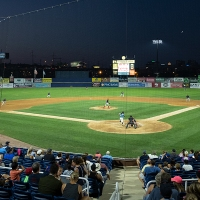 Antuna's sac fly gets Rocks extra innings 3-2 win over BlueClaws