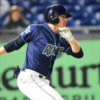 Pratto's Home Run Gives Rocks 3-2 Win Over Hillcats