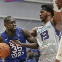 Shayok Scores 31 Points In Blue Coats 110-109 Win