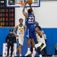 Brownridge Scores 28 in Blue Coats opening season win over Fort Wayne