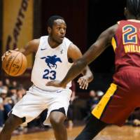 6-0: Brownridge scores 29 as Blue Coats hang on to win 130-127 over Long Island