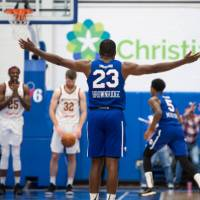 Still Perfect!: Brownridge scores 24 as Blue Coats move to 4-0 with 127-98 win over Swarm