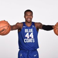 Reed records his second double-double of the season in Blue Coats win over Santa Cruz
